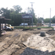 What's going up in front of the Lowe's on Vermont 15 in Essex?