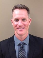 Aaron Marshall is La Salle's principal