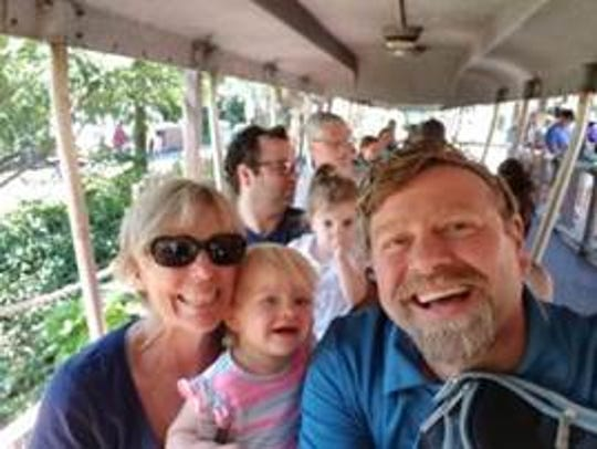 Grandparents Day at Cincinnati Zoo