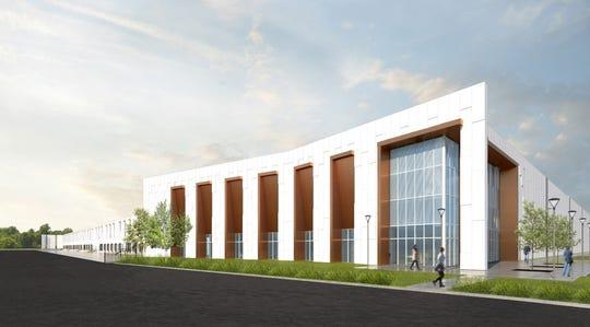 Edison NJ: Third distribution center follows Amazon, FedEx to