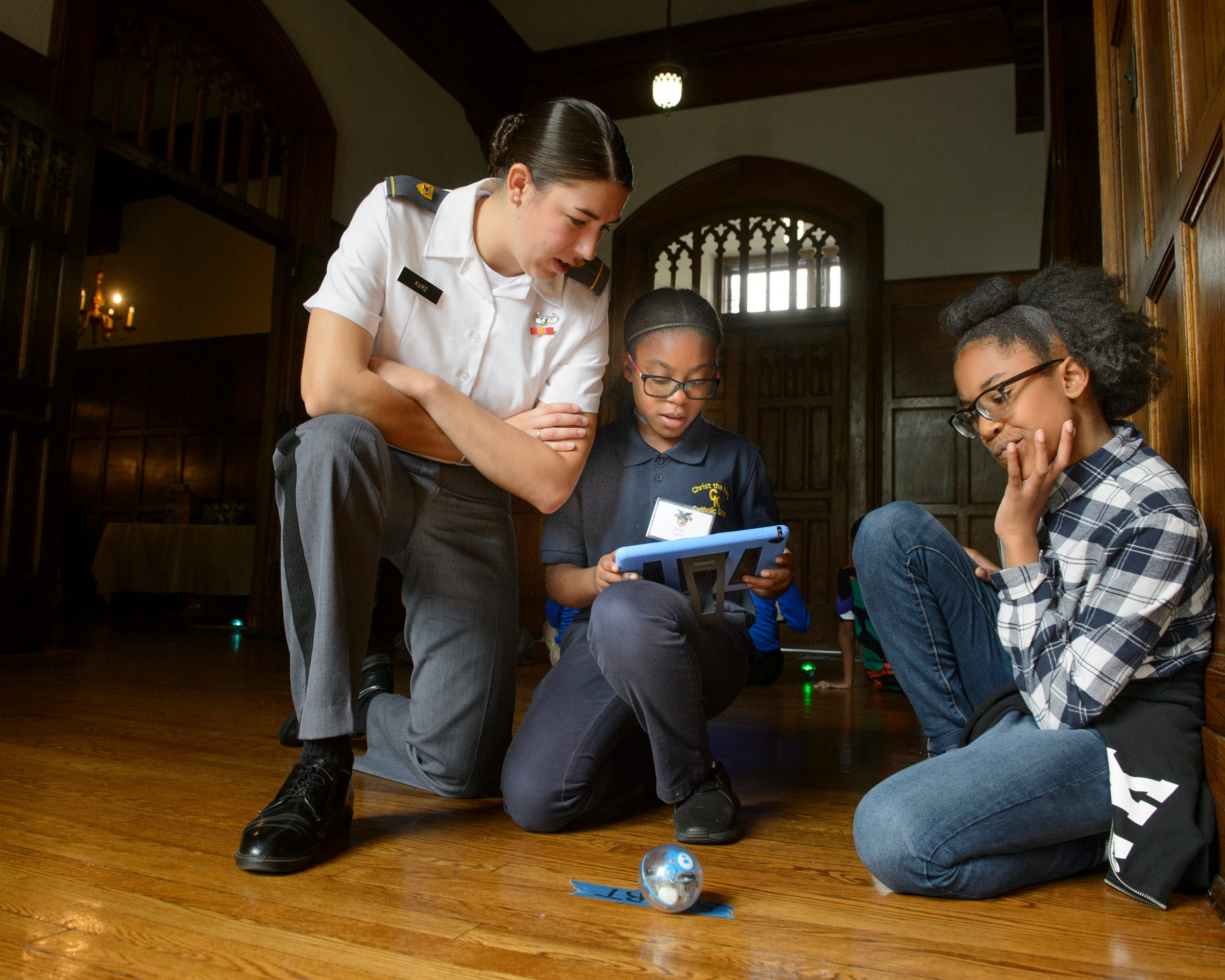 West Point workshop to bring science, leadership and ethics lessons to Detroit students