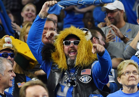 Detroit Lions fans who travel to Phoenix to watch the team play the Arizona Cardinals will have plenty of places to eat.