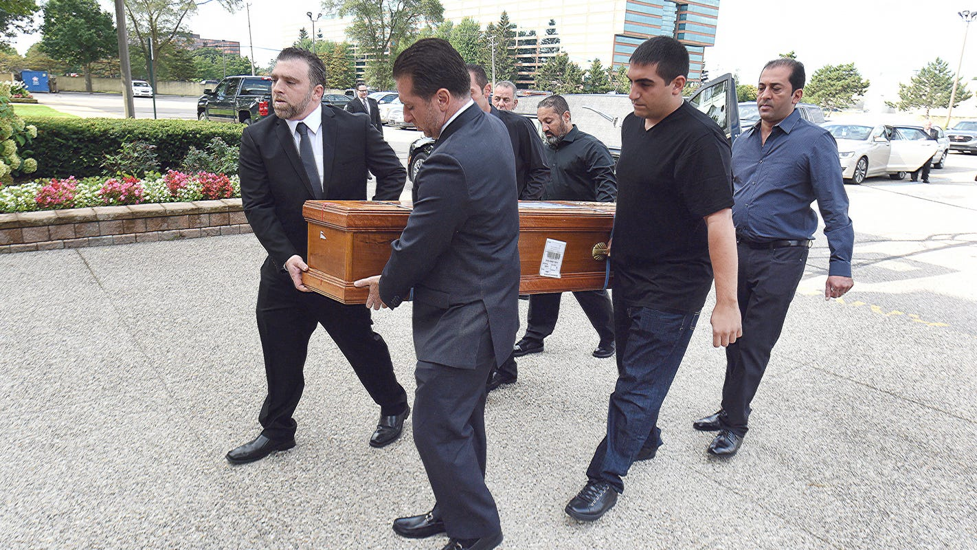 Refugee who died after being deported to Iraq laid to rest in Michigan