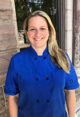 The Whitney's executive chef Natasha Vitti
