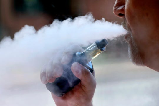 Gov. Gretchen Whitmer's promised ban on flavored e-cigarettes would hurt individuals who turned to vaping to quit smoking cigarettes, advocates say.