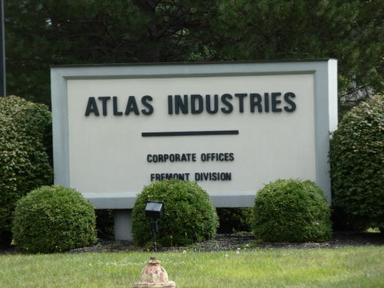 Atlas Industries, 1750 E. State St. closed Friday, leaving around 100 people without a job.