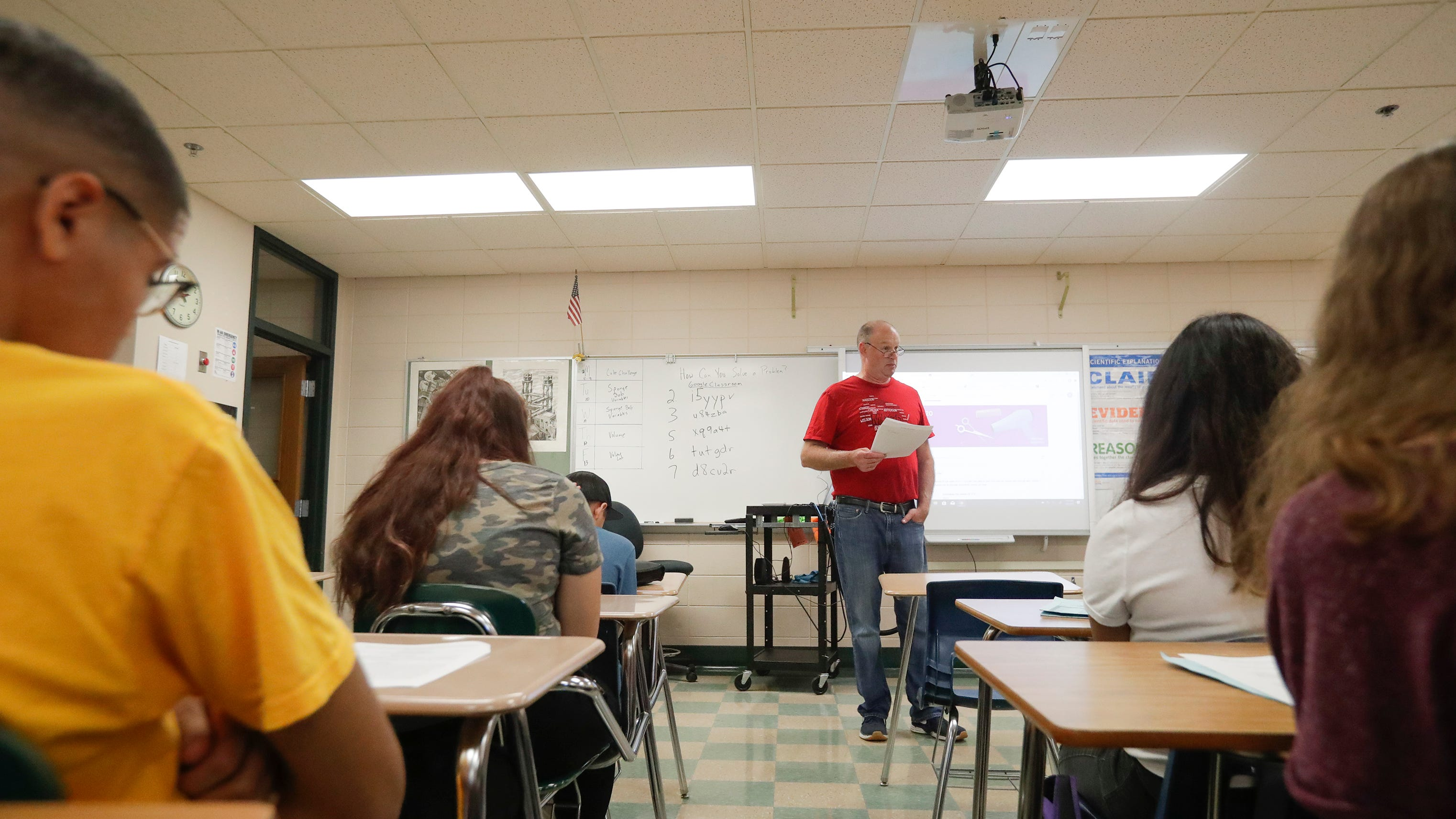 Manitowoc schools not teaching critical race theory, Mark Holzman says