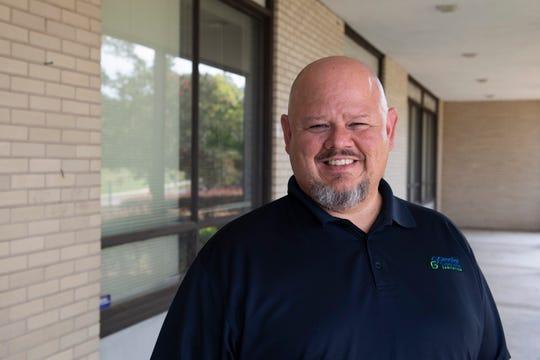 Steve Cole, executive director at Greater Greenville Sanitation Thursday, Sept. 5, 2019.