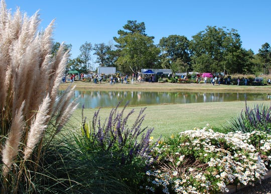 This 3-acre garden site at Mississippi State University's Truck Crops Branch Experiment Station in Crystal Springs will host the Fall Flower and Garden Fest  Oct. 11-12.