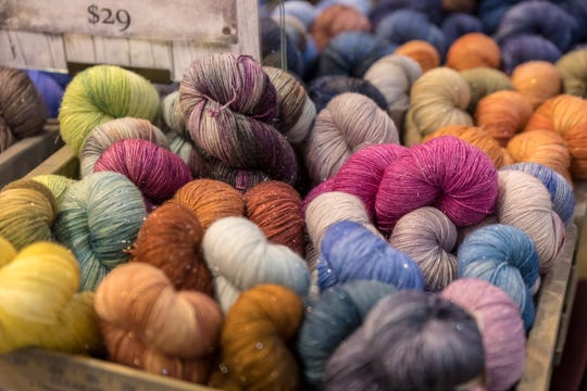 Find all sorts of fiber supplies at Fiber Fun in the 'sip at Vicksburg Convention Center.