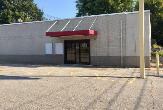 The former Save A Lot store on South Green Street will soon house Business Equipment Inc.