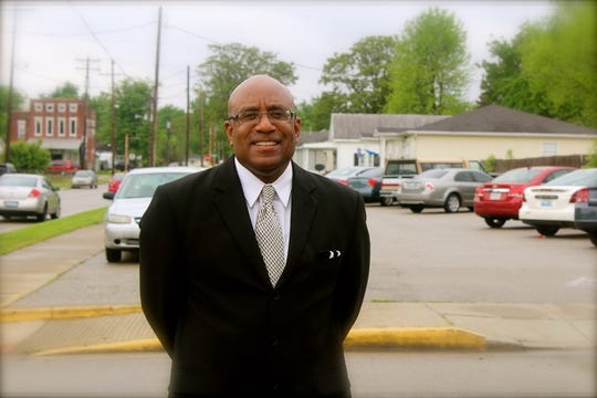 The Rev. Charles Johnson