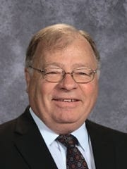 Joseph Hollowell has served as president of Roncalli High School for 25 years. He'll retire in June.