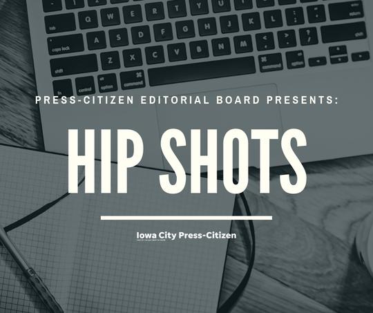 Hip shots