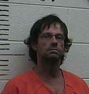 Leslie Earl Carter, 52, faces first-degree murder charges in connection with the death of a Crockett County woman on Sept. 5, 2019 in Alamo, Tenn. Carter is in custody at the Crockett County Jail.