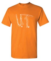 "The VolShop at the University of Tennessee is selling a shirt featuring a drawing by a Florida boy who was bullied on his school's ""College Colors Day"" for attaching a sheet of paper with the design to an orange shirt."