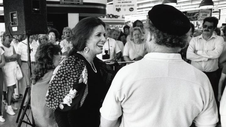 June Carter Cash's influential year in Knoxville, and the ways she gave back in return