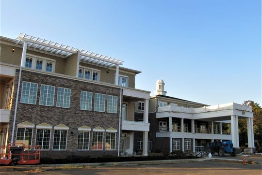 """Interest is running high for the Villages at Farragut. Phase I is nearing completion, and according to CEO and developer Gary Keckley, the target date for a certificate of occupancy is """"the end of October."""""""
