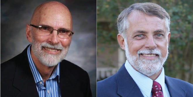 Current councilman Bruce Conque and former councilman Andy Naquin are set for a rematch election on October 12 following their 2015 race that was decided by just 44 votes.