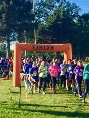 Miles for Smiles run kicks off Saturday Sept. 29, 2019. The run returns Sept. 28, 2019.