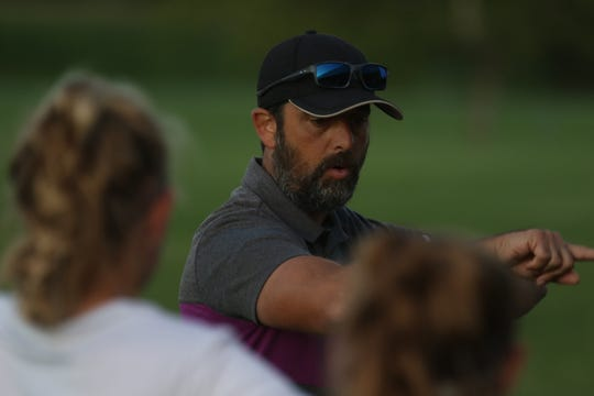 Lexington's Buck Morton has done a masterful job of continuing the tradition that is Lexington Lady Lex soccer.