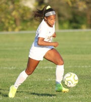 Lexington's Lacee Bethea scored her 10th goal of the season in a 2-1 loss at Ashland on Thursday.