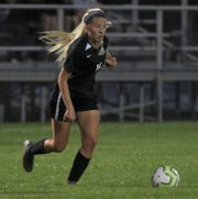 Ashland's McKinley Mendenhall was named a first team All-Ohioan by the Ohio Scholastic Soccer Coaches Association on Sunday.