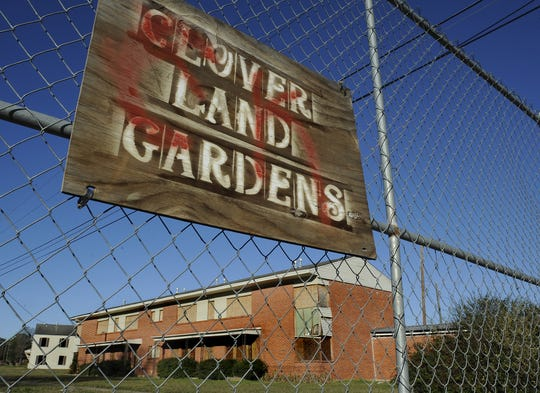 The city of Montgomery has reached an agreement that will allow for the demolition of the Gardens at Cloverland apartment complex.