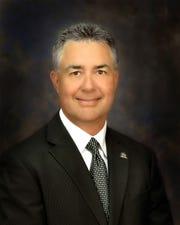 Mayor Bill Gillespie.