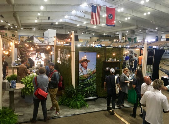 The second annual Southern Hemp Expo kicked off at the Williamson County Ag Expo Park on Friday, Sept. 6, 2019.