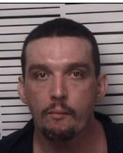 Bret Heidelberg of Carlsbad was sentenced to nearly three years in New Mexico Corrections Department custody last month for armed robbery and possession of a controlled substance.