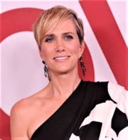 Kristen Wiig stars in new production filming in New Mexico.