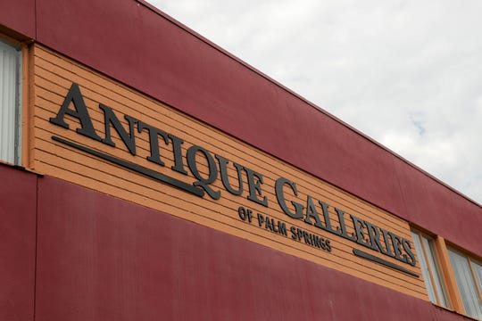 Antique Galleries of Palm Springs features a wide variety of antiques and collectibles on Thursday, September 5, 2019.