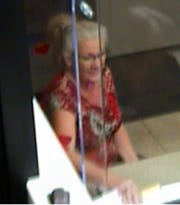 Buckeye police are looking for a woman suspected of stealing another person's identity and using it to open a $100,000 line of credit in their name.