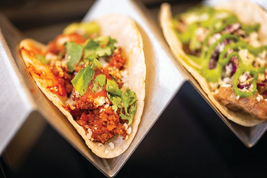 During the Rockin' Taco Street Fest, attendees can try tacos from different East Valley restaurants and food trucks.