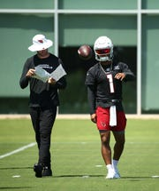 Stephen A. Smith doesn't think that Kliff Kingsbury is the right coach to develop quarterback Kyler Murray with the Arizona Cardinals.
