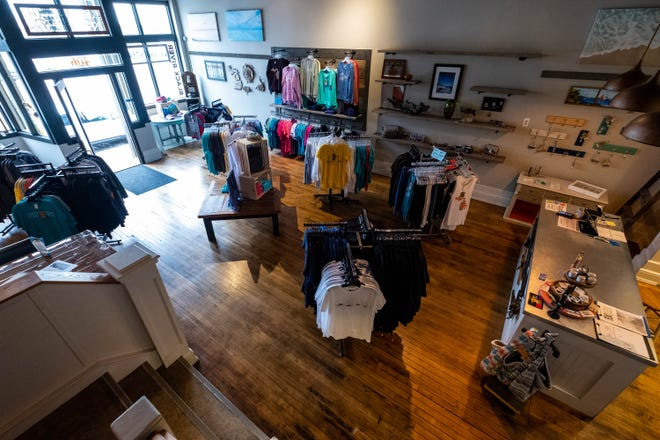 Black River Eclective has opened at 406 Water St. in Port Huron. The store offers a variety of Michigan and Port Huron-themed artwork, apparel and gifts by local creators.