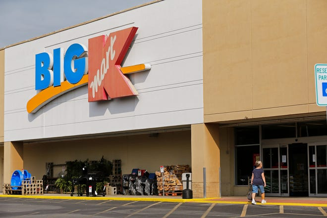 There are no outward signs yet of the coming closure of the Kmart store on Richmond's west side on Friday, Sept. 6, 2019.