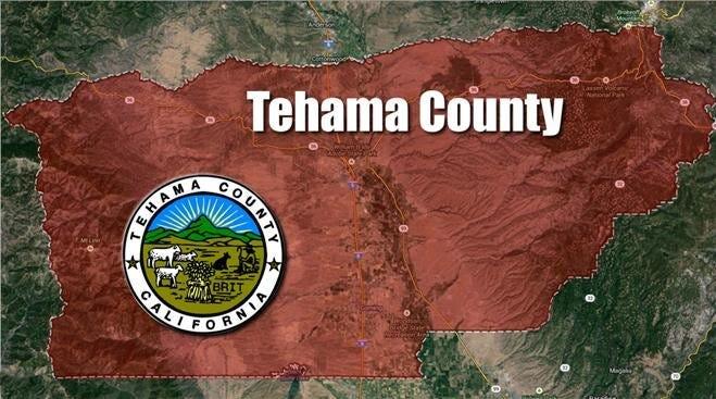 Tehama County file photo