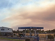 Video taken outside of the Record Searchlight in Redding shows the spread of smoke from the 4,000-plus-acre Red Bank Fire