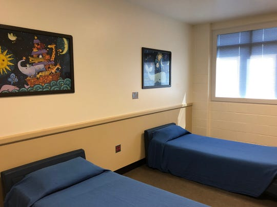 The Apalachee Center's new 12-bed child psychiatric unit opened Friday, Sept. 6.
