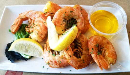 With a texture comparable to lobster, Royal Red Shrimp dipped in drawn butter are a true Indulgence.