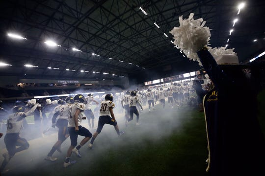 Eastwood took on Plano on Thursday, Sept. 5, 2019 at The Star in Frisco, Texas.