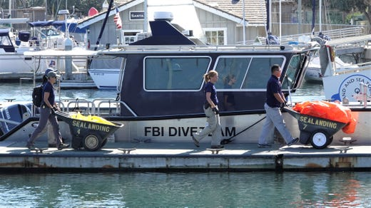 Conception dive boat owner suspends fleet after fire