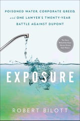 """Attorney Robert Bilott, who fought DuPont over the West Virginia chemical leak, will release a book about the case Oct. 8. Bilott is played by Mark Ruffalo in the film """"Dark Waters,"""" which will be released in November."""