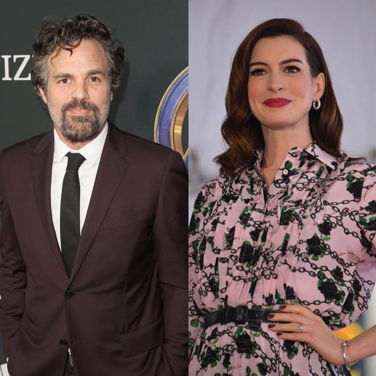 "Mark Ruffalo and Anne Hathaway star in the film ""Dark Waters"" about a $671 million DuPont settlement regarding a West Virginia chemical leak."