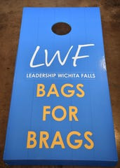 The Bags for Brags Cornhole Tournament features 100 teams playing the regulation beanbag toss game with two divisions, Competitive and Social. The action kicks off at 11:00 a.m. at The Warehouse.