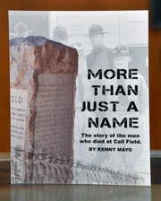 More Than Just a Name is the newest book by Kenny Mayo and documents the lives of the 28 men who died training at Call Field Army Air Field during World War I.