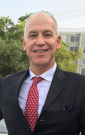 """Allen Lazenby Jr., an oil and gas consultant, will speak on """"Survivor Stories of a Wildcatter"""" at the Oct. 16 Desk and Derrick Club meeting."""