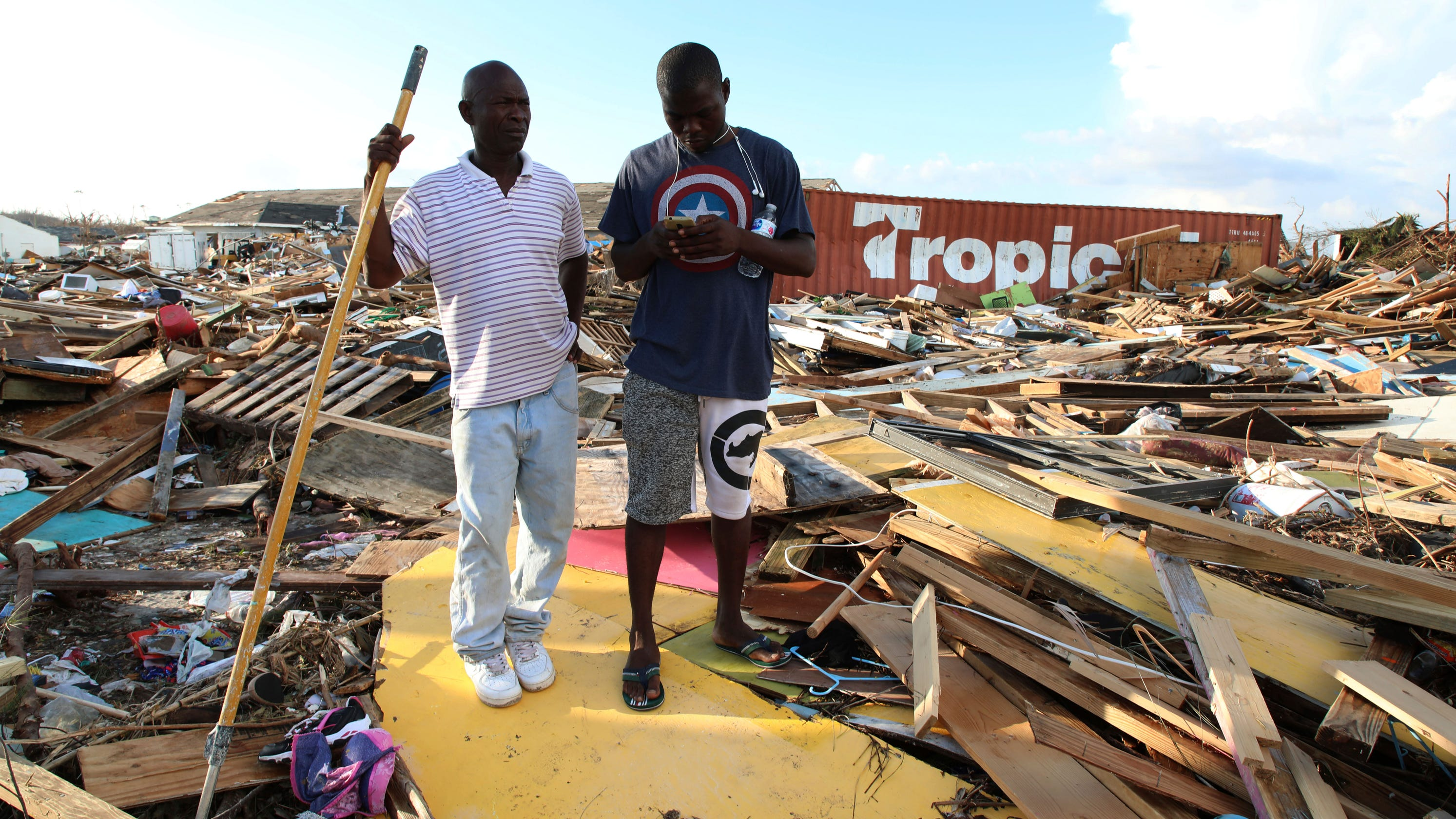 Hurricane Dorian: Bahamas death toll jumps to 30 in island chain